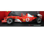 Hot Wheels C5938 - Ferrari F1 Schumacher Michael F2003 GA 999GP pont